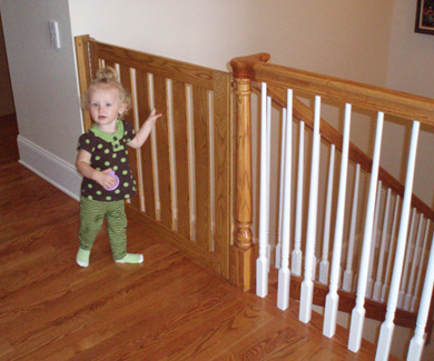Gatekeepers Baby Gates And Kid Gates Swing Gates For Stairs